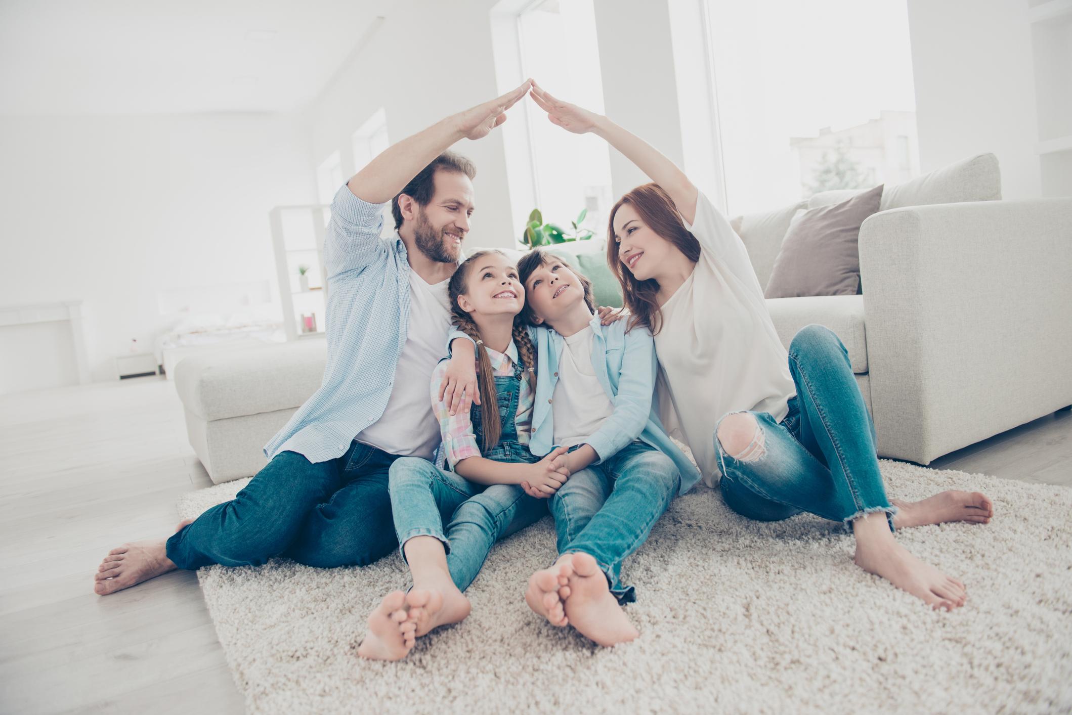 misure per famiglie e lavoratori